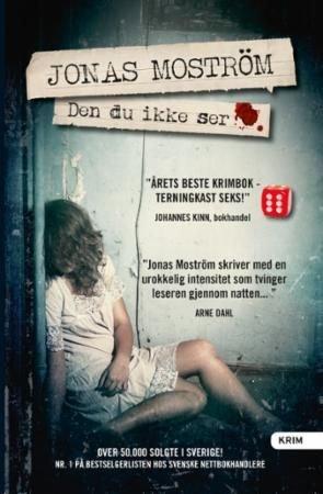 """""""Den du ikke ser"""" av Jonas Moström"""
