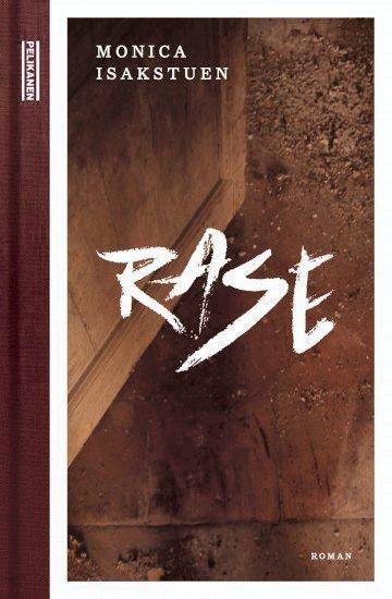 EN AV BØKENE: Monica Isakstuens roman Rase er en av bøkene som hentes fram denne uka.