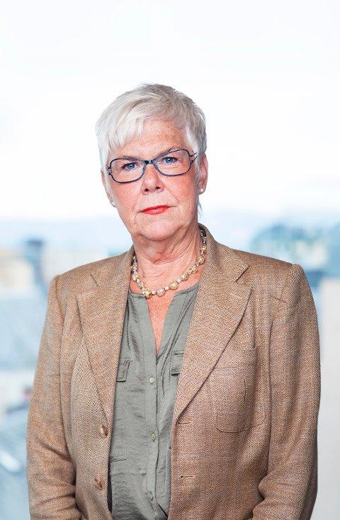 BEKYMRET: Hanne Luthen, regiondirektør Arbeidstilsynet Østfold Akershus.