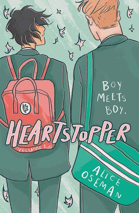"""""""Gutt møter gutt"""":  Om kjærlighet, annerledeshet og vennskap."""