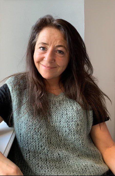 KORONAPLAGET: Trine Mathiassen har mottatt god oppfølgning i den danske hovedstaden.