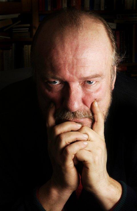 Kronikkforfatter Alf R. jacobsen