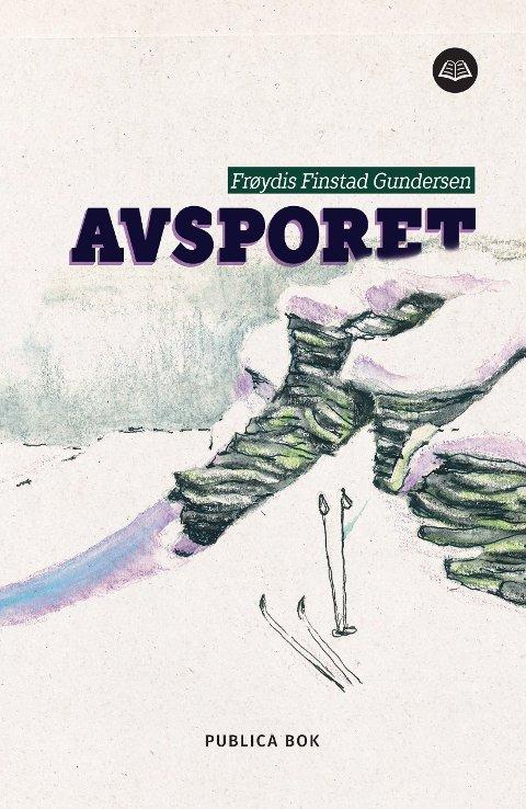 COVER: «Avsporet» av Frøydis Finstad Gundersen.