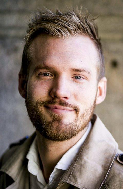 Birolle: Anders Torp fra Lillestrøm hadde en birolle i filmen «Disco» som viser på norske kinoer i disse dager. Han er også medforfatter av boka «Jesussoldaten» som handler om Torps liv.  Enkelte scener i filmen er hentet fra boka. foto: Tom Gustavsen