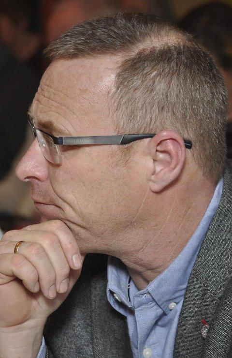 Enig: Thorleif Fluer Vikre (Frp) var enig i Rødts forslag om forsøk med leksefri småskole.