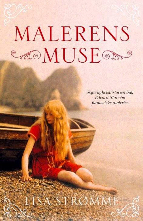 OVERSATT: Malerens muse kommer ut på norsk ved Vigmostad & Bjørke forlag 3. mai .