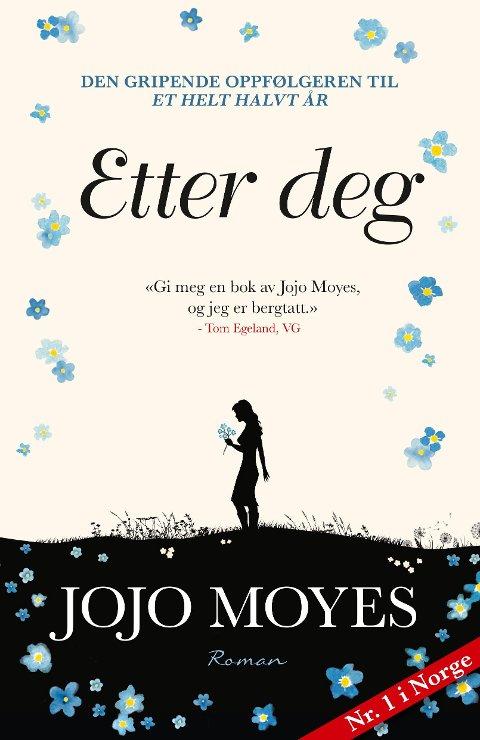 Mest lånt: «Etter deg» av Jojo Moyes.