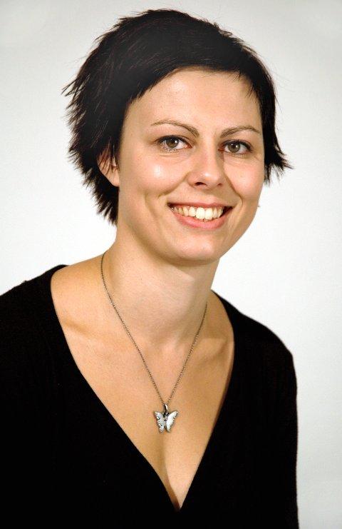 Forsker Elise Kleivane