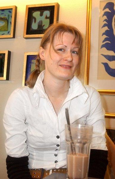 Christina Fjeldavli