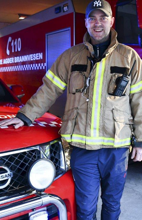 Brannmester Svein Bråthen minner om det generelle bålforbudet.