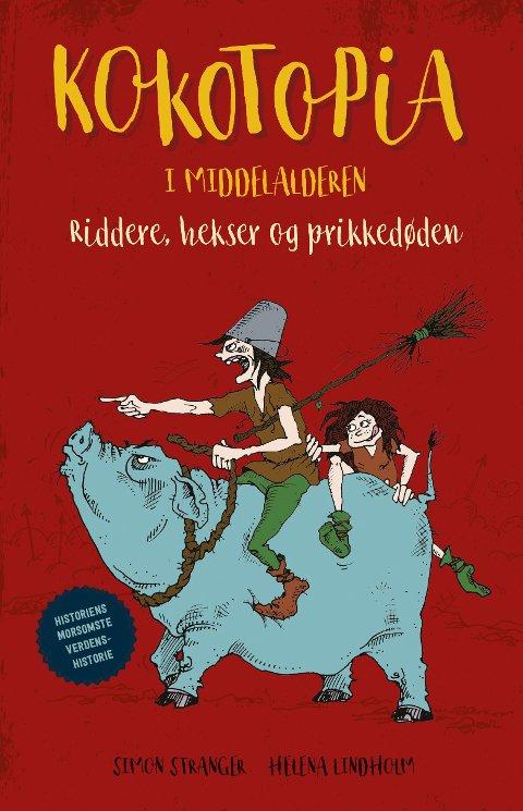 Kokotopia – Riddere, hekser og prikkedøden av Simon Stranger