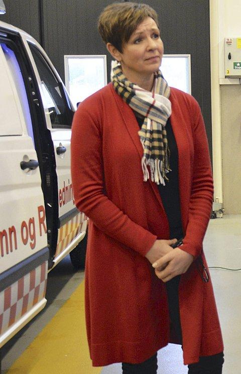 REAGERER: Anne Tingelstad Wøien ønsker bruk av flere tiltak i ulvesaken i Gran. Arkivfoto