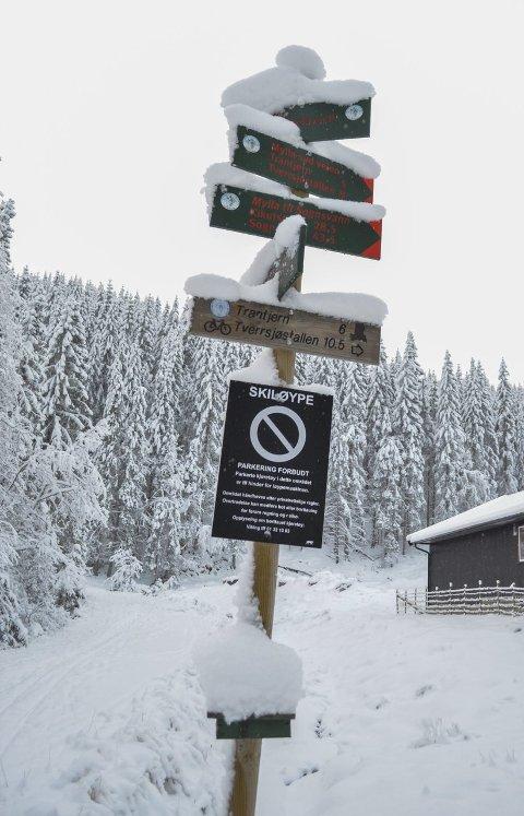 Mylla, ski, skiløyper