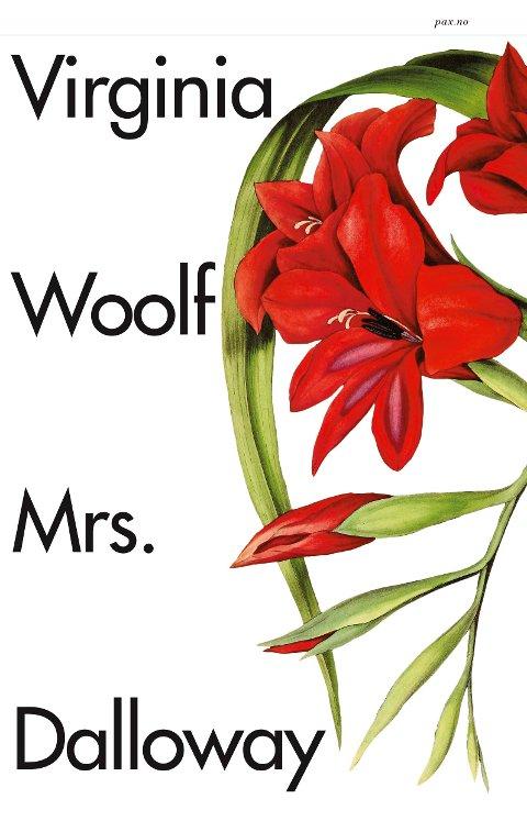 """MRS. DALLOWAY: """"Mrs. Dalloway"""" av Virginia Woolf. Foto: Pax Forlag  FOTO:  /"""