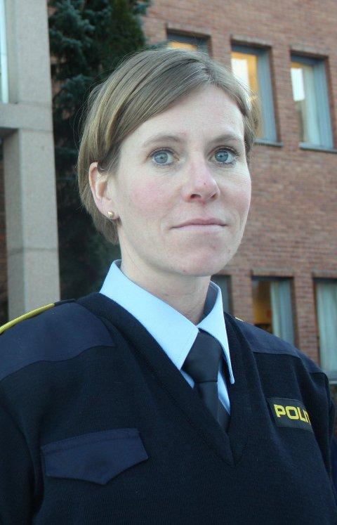 INGEN KOMMENTAR: Politiadvokat Charlotte Visdal Benneche.