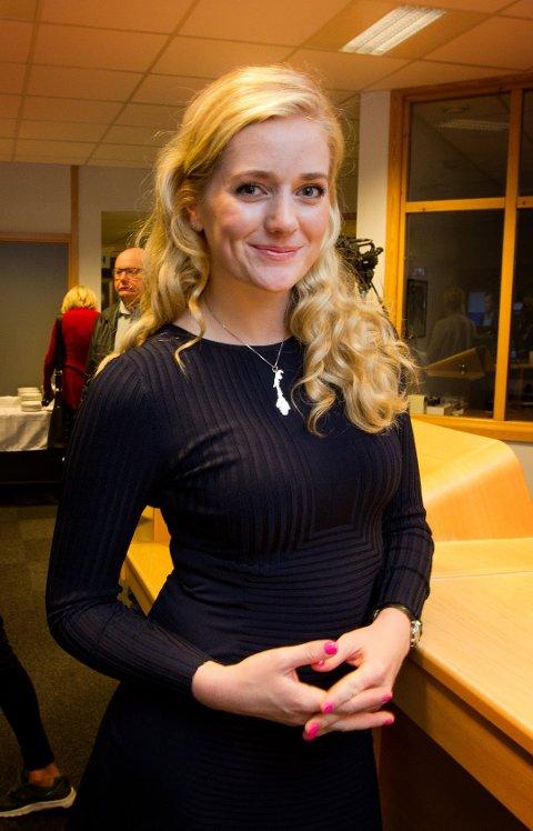 Emilie Enger Mehl. (Foto: Privat).