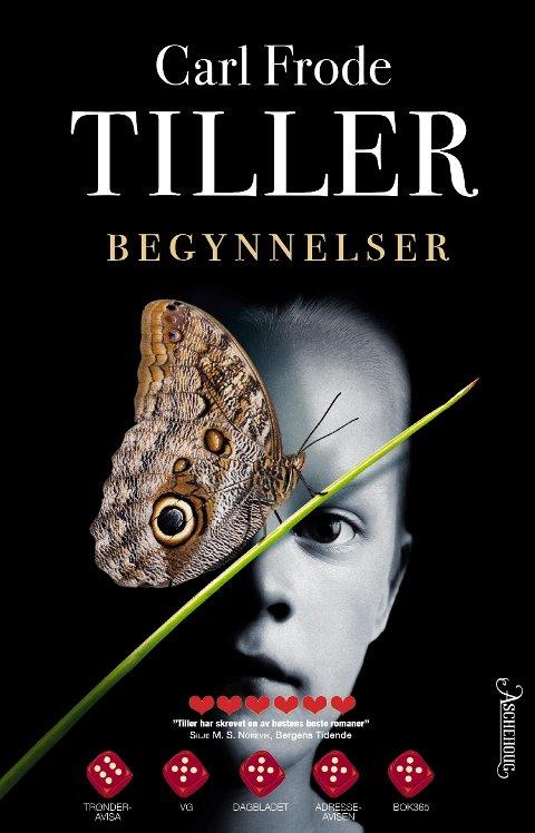 BEGYNNELSER: «Begynnelser» av Carl Frode Tiller.