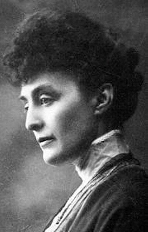 Merkedag. 23. oktober er det 150 år siden Katti Anker Møller ble født. Jubileet  skal markeres i og utenfor Fredrikistad bibliotek.