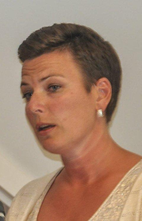 Forslag: Henriette Fluer Vikre (Frp) gikk sammen bl.a. med Rødt om forslaget.