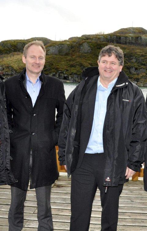 VEIPAKKE LOFOTEN: Lofotrådet må vise til at Lofoten fortjener penger til infrastruktur, blant annet på grunn av nei til oljevirksomhet, oppfordret tidligere Vågan-ordfører Eivind Holst i Lofotrådet torsdag. Regionrådsleder Remi Solberg har en møteserie gående med stortingspartiene. Arkivfoto: Magnar Johansen