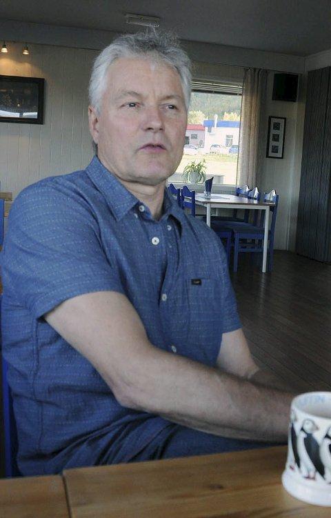 Liv laga: Stein Thorbergsen mener Troilltampen er liv laga.