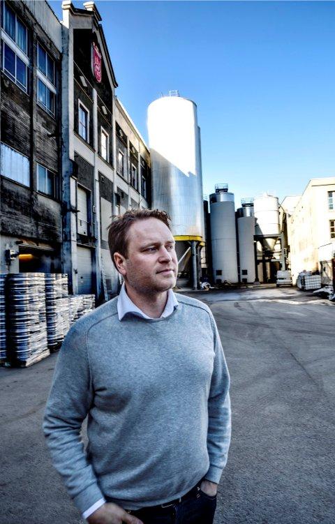 Christian A. K. Aass og Aass Bryggerier er i forhandlinger, og skal møte Rema 1000 denne uken.