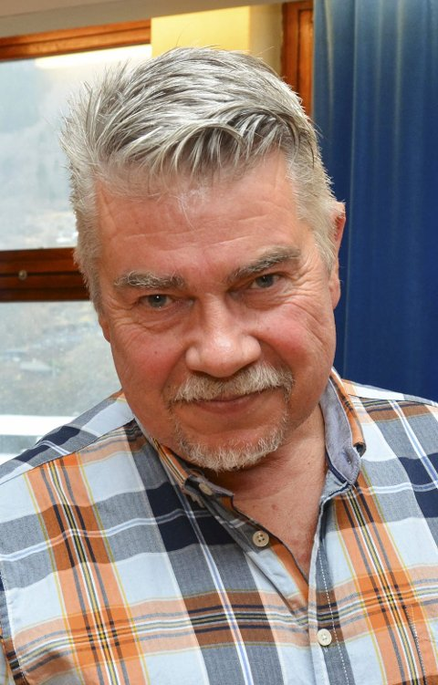 Fylkespolitikar: Terje Kollbotn (Raudt).arkivfoto