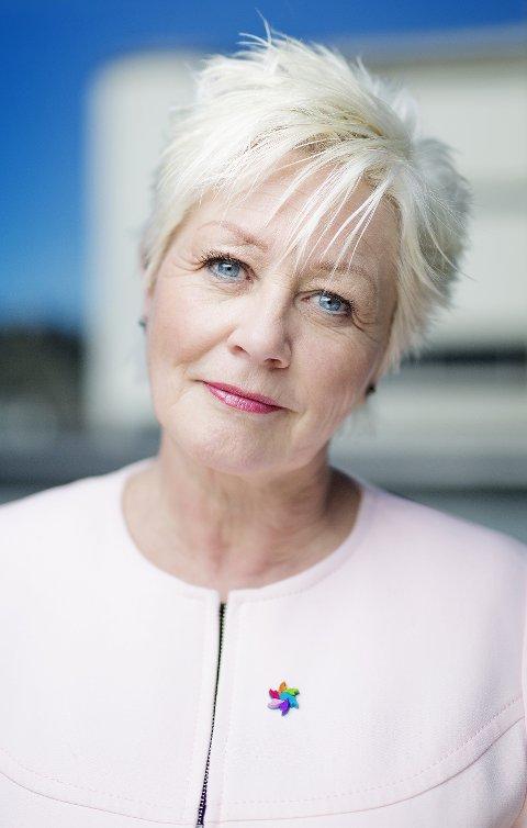 Generalsekretær i Kreftforeningen, Anne Lise Ryel.