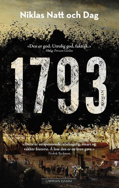 «1793» skrevet av Niklas Natt och Dag.