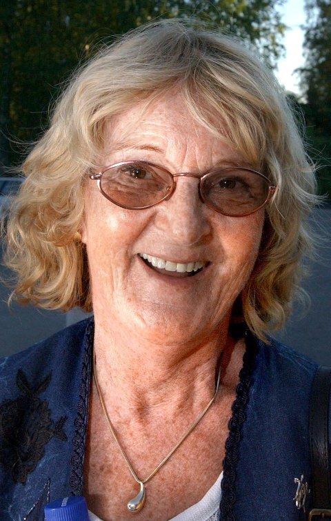 TIDLIGERE FYLKESORDFØRER: Tidligere fylkesordfører Siri Austeng døde 8. juli.