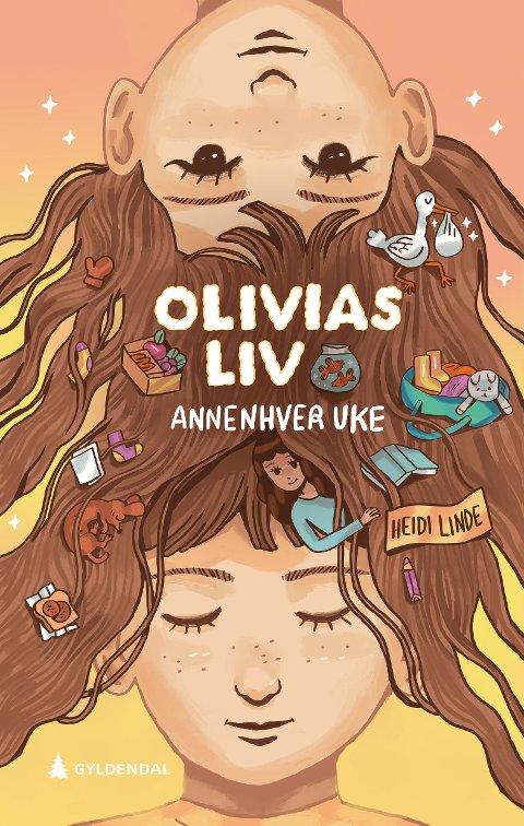 Olivias liv: Annenhver uke