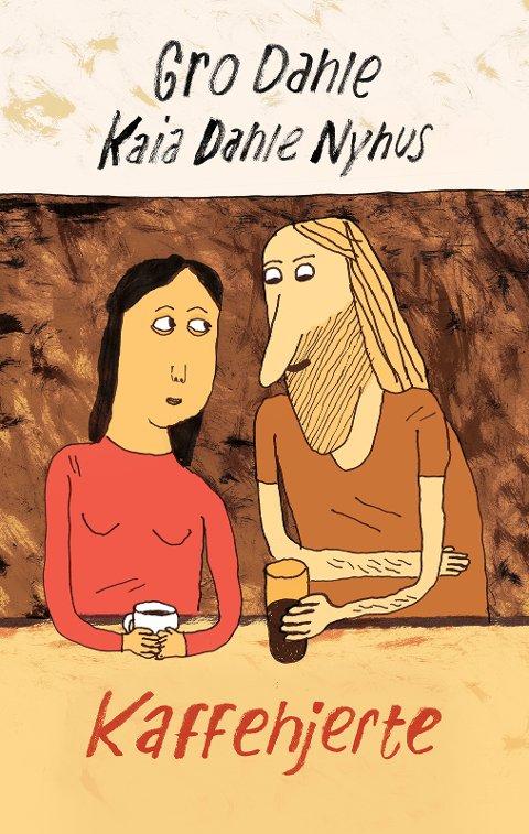 Boka «Kaffehjerte» er gitt ut på Magikon Forlag.