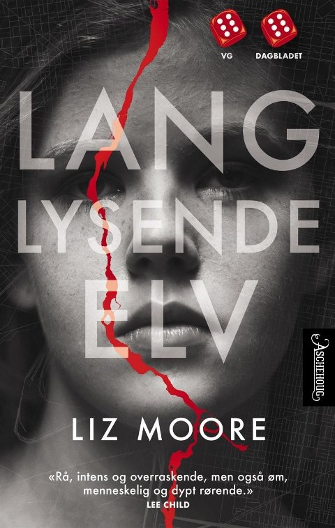 Lang lysende elv av Liz Moore