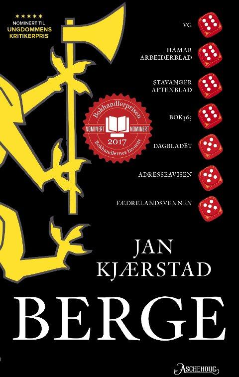 BERGE: «Berge» av Jan Kjærstad.