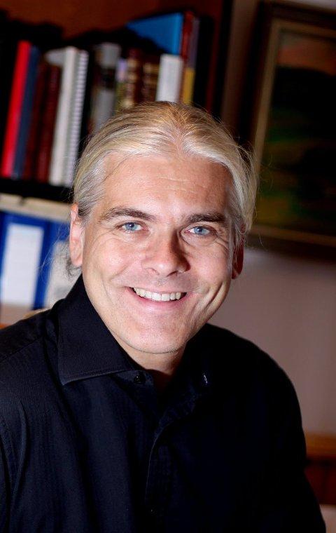 Gammel vane: Christian Hintze Holme kunne nok tenke seg å innta ordførerkontoret for tredje gang.Foto: Arkiv