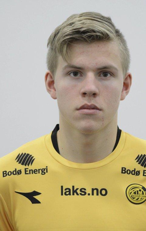 Angrep: Jens Petter Hauge.