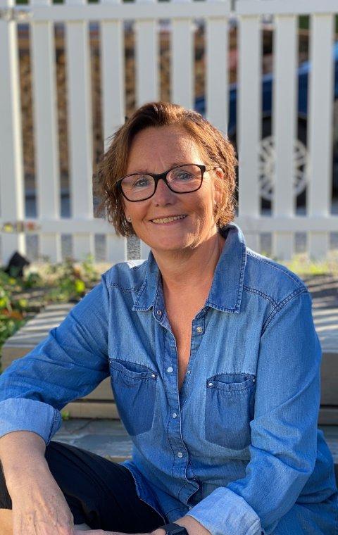 MS: Inger Lise Nielsen forteller at en positiv holdning og fysisk aktivitet hjelper henne i hverdagen.