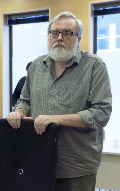 DØMT: Haugaland tingrett mener Kjell Gunnar Larsen utmerket godt visste hva han og SOS Rasisme gjorde da de sendte inn søknader om tilskudd på uriktig grunnlag. Arkivfoto: Ruth S. Sveistrup