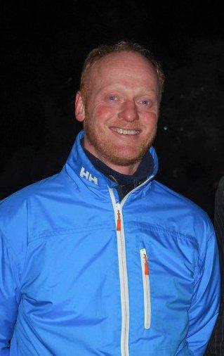 Magnus Thue. (Foto: Malin Lystad)