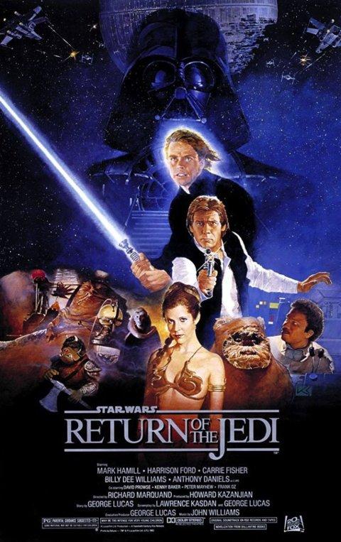 FANTASIRIKT: Star Wars setter fantasien og kreativiteten inni meg i swing.