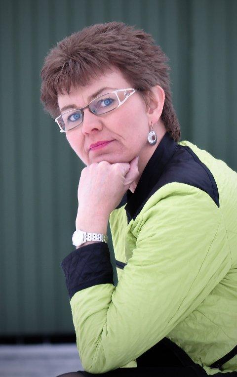 VIL JAKTE SEL: Kathrine Kleveland fra Senterpartiet.
