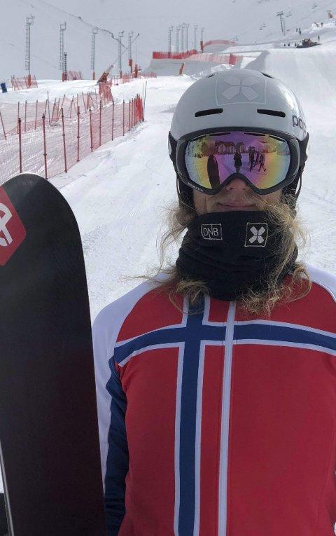 SKUFFET: Christian Ruud Myhre er skuffet over at han ikke klarte å kvalifisere seg til OL. – Jeg synes det norske kravet for å delta er strengt i forhold til andre nasjoners, sier KIF-kjøreren.FOTO: STIAN SIVERTZEN