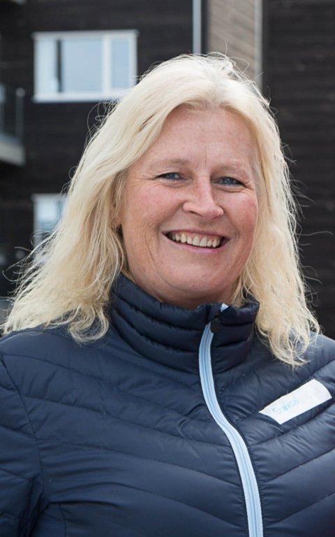 NY STILLING: Hellvik Gruppen AS, som mellom anna Gravdalgruppa AS inngår i, søker regiondirektør. – Dette er ei nyoppretta stilling, seier Bodil Kidøy Lunde i Gravdalgruppa.