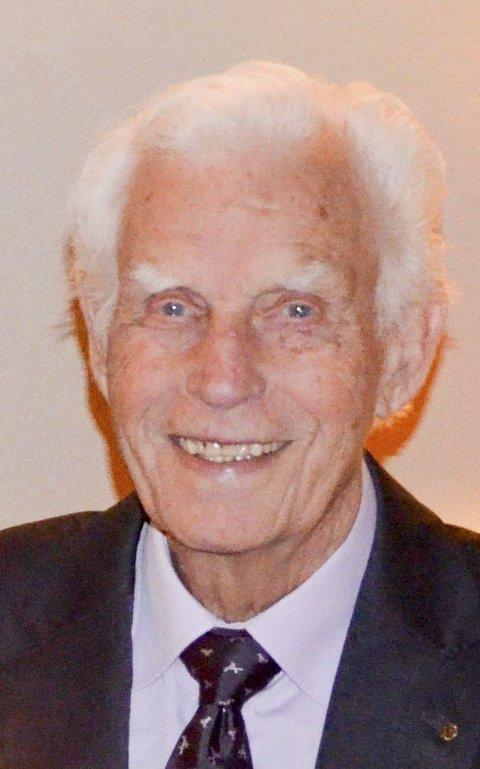 DØD: Arne Norsted har gått bort.