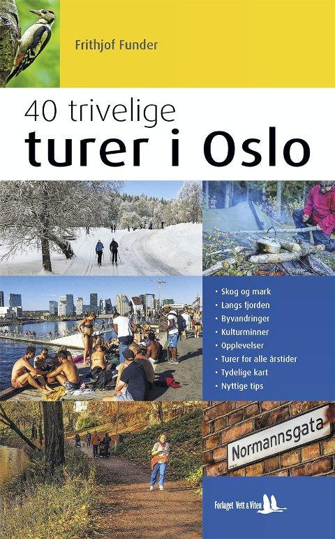 REVIDERT: I høst utkom turboka i revidert utgave. Foto: Forlaget Vett & Viten