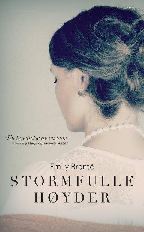 KLASSIKER: Emily Brontës «Stormfulle høyder» regnes for være en av litteraturens klassikere.