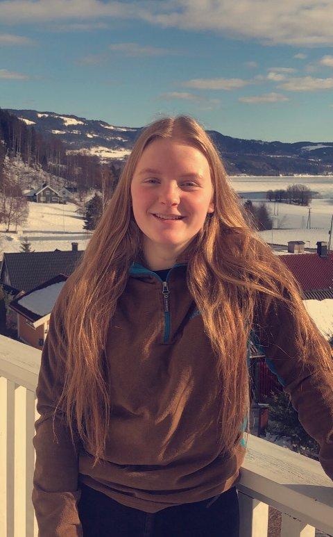 Alva Eugenie Klosbøle Madsstuen er leder av ungdomsrådet i Nord-Aurdal kommune - kommunen som har størst prosentvis nedgang av ungdommer, sammenlignet med de øvrige valdreskommunene.