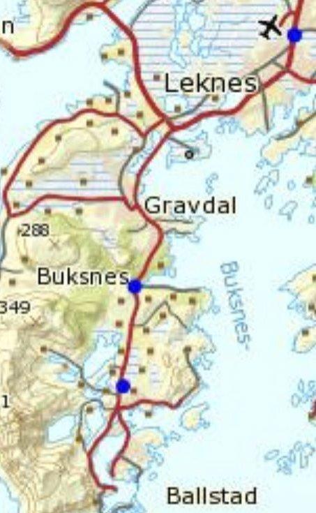 Tre viltpåkjørsler: På Vestvågøy har det vært tre sammenstøt mellom elg og bil i løpet av seks år.