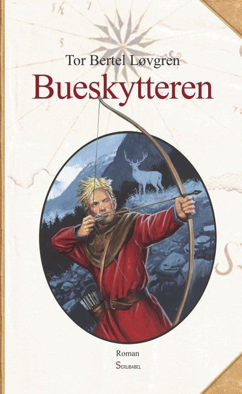 OMSLAG: «BUESKYTTEREN» AV TOR BERTEL LØVGREN.