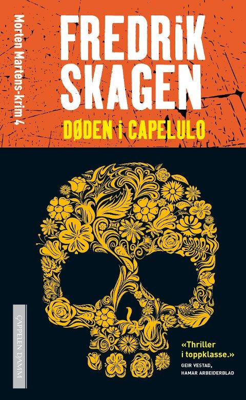 SPENNINGSMESTER: Fredrik Skagen var en av mine favorittforfattere.
